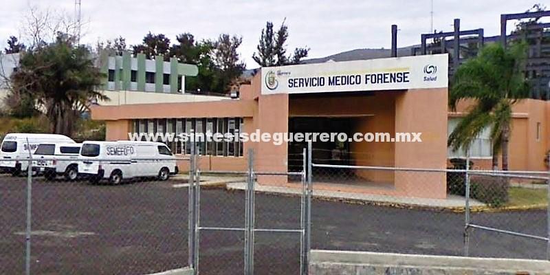 Por hacinamiento de cadàveres y olor a muerto, paran trabajadores de la Fiscalìa de Guerrero