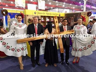 Taxco de Alarcón destaca en la Cuarta Feria Nacional de Pueblos Mágicos