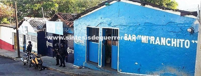 Ejecutan a pareja de enamorados en la vieja zona roja de Acapulco
