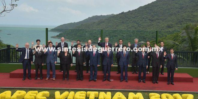 APEC concluyó con acuerdo de cooperación comercial más dinámica