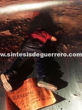 Cuatro ejecuciones en Iguala, Zihuatanejo y Tlapa