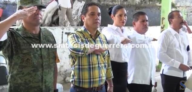 (Video) Toma protesta Evodio a Comités de Protección Civil de los COBACH