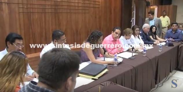(Video) Instala Evodio mesa de trabajo sobre alerta de violencia de género