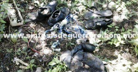 Hallan fosa con catorce cuerpos en la carretera Tlapa Marquelia, Guerrero