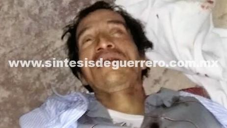 Asesinan a líder de comerciantes de Tlapa, Guerrero