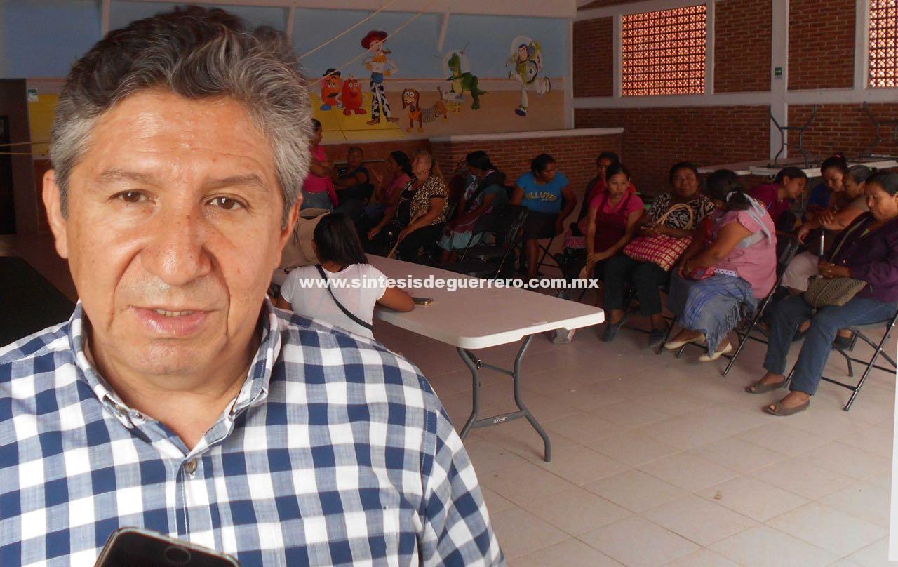 Chilapa, en crisis humanitaria: Siempre Vivos