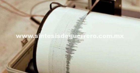 Se activan protocolos en Guerrero tras sismo de 5.9: Protección Civil Estatal