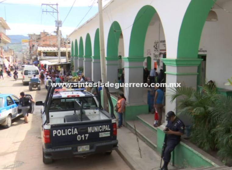 Presunto suicidio de un hombre en la cárcel municipal de Acatepec