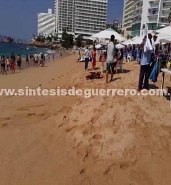 Implementa PROFEPA operativos en ZOFEMAT en playas de Acapulco y Zihuatanejo