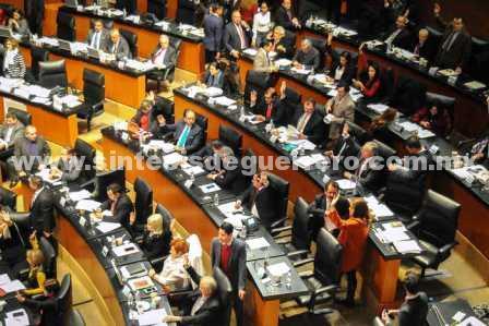 Senado aprueba la Ley de Seguridad Interior