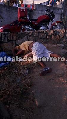 Ejecutan a repartidor de tortillas en el puerto de Acapulco
