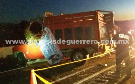Sube a 10 la cifra de peregrinos muertos tras accidente en la México-Puebla