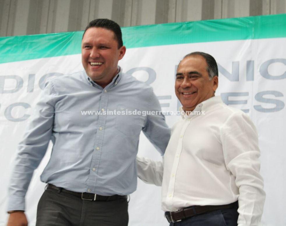 Respalda gobierno de Astudillo al nuevo lider del SUSPEG
