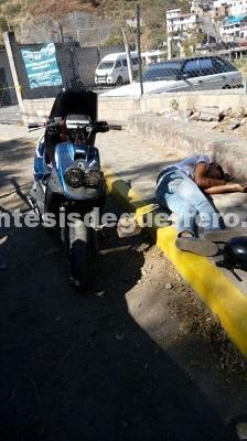 Asesinan a un joven en Taxco de Alarcón