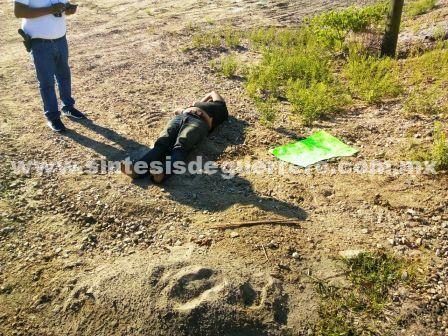 Asesinan a un hombre en El Quemado, Acapulco