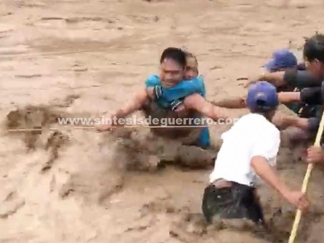 Ya suman 133 muertos en Filipinas por tormenta Tembin