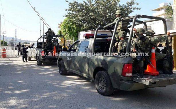 Reos retienen al director y jefe de seguridad del penal de Acapulco