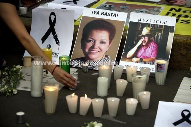 Lidera México muertes contra periodistas: FIP