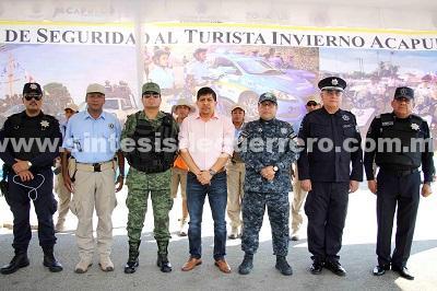 Supervisa Grupo de Coordinación Acapulco módulos integrales de atención al turista