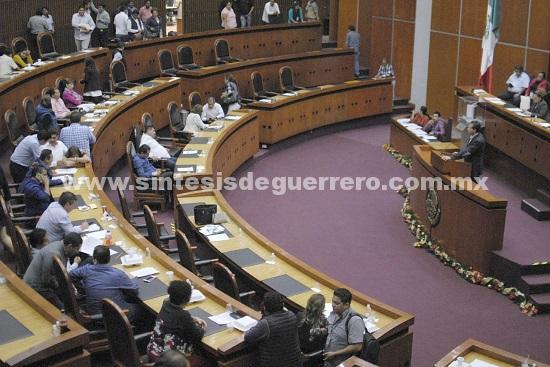 Congreso del Estado otorga visto bueno a favor de Antonio Sebastián Ortuño y María Guadalupe Rendón Ramírez