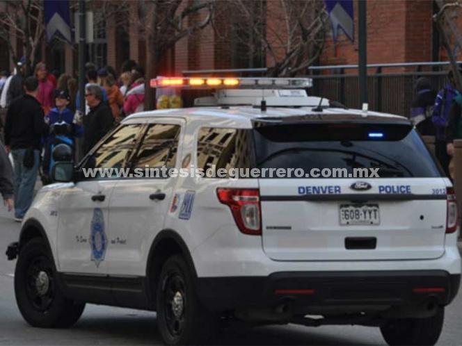 Tiroteo en Denver deja 2 muertos y 6 heridos
