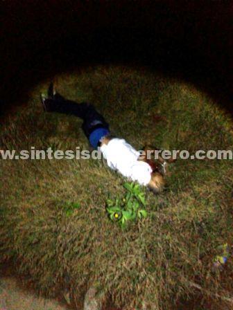 Dejan un hombre ejecutado en la carretera Cayaco-Puerto Marqués