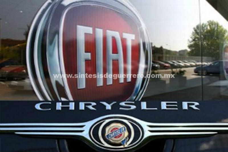 Fiat-Chrysler llama a la reparación de 42 mil camiones en México