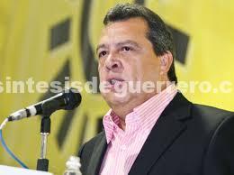 Oficializa Ángel Aguirre su retiro del proceso electoral