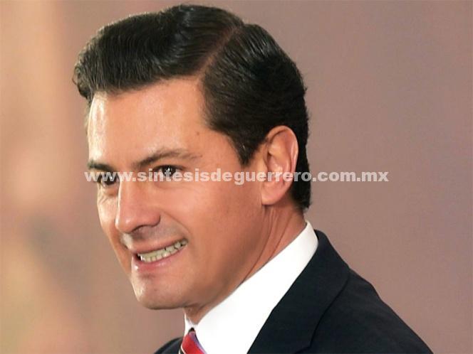 Asegura Peña Nieto que gobierno mantendrá rumbo firme