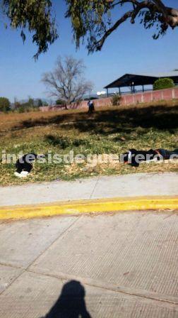 Dos jóvenes ejecutados en Pilcaya
