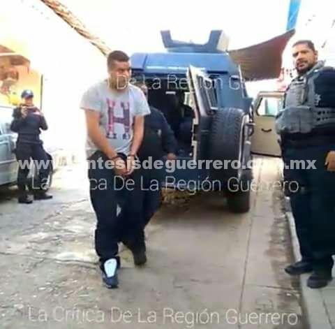"""Captura la Policía Federal a """"El Vago"""", segundo a bordo de la organización criminal """"El Tequilero"""""""