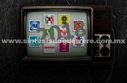 """Meade, Anaya y AMLO nos """"bombardearán"""" con 19 millones de spots"""