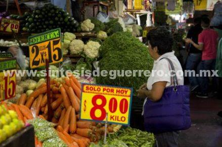 Inflación se dispara a 4.38%; sale del objetivo de Banxico después de dos meses
