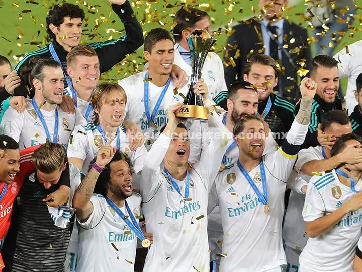 Real Madrid conquista el Mundial de Clubes