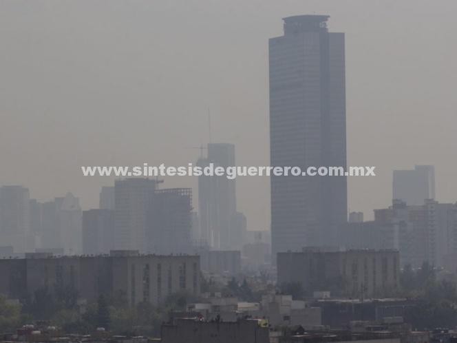 Mantienen Contingencia Ambiental en Noreste del Valle de México