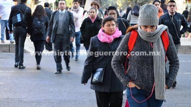 Llamado de Protección Civil estatal ante lluvias y frío en partes altas de Guerrero
