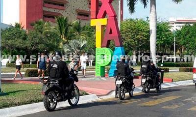 El gobierno del estado continúa con los operativos de seguridad en el binomio Ixtapa-Zihuatanejo