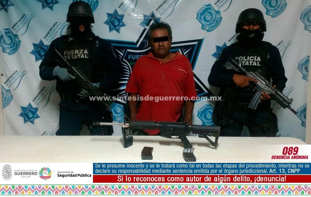 Personal de la Policía Estatal y del Ejército Mexicano fueron agredidos a balazos