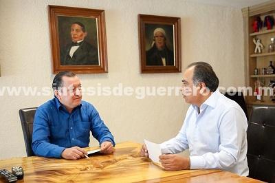 Reafirma Héctor Astudillo compromiso con la educación y fortalecimiento de la UAGro