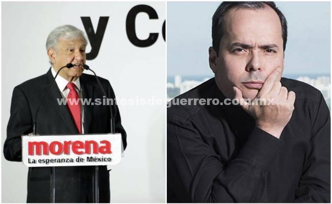 """J.J. Rendón reta a AMLO a comprobar que hace """"guerra sucia"""" en su contra"""