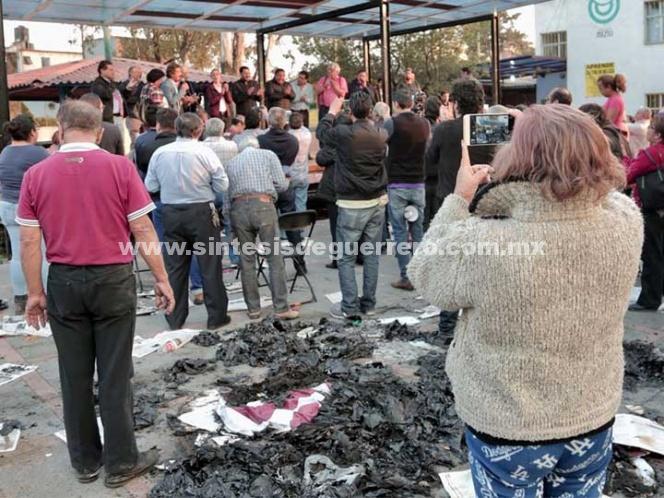 Muere militante de Morena por paro y derrame y no por golpes