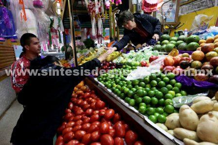 Inflación se ubica en 5.51% en la primera quincena de enero: Inegi
