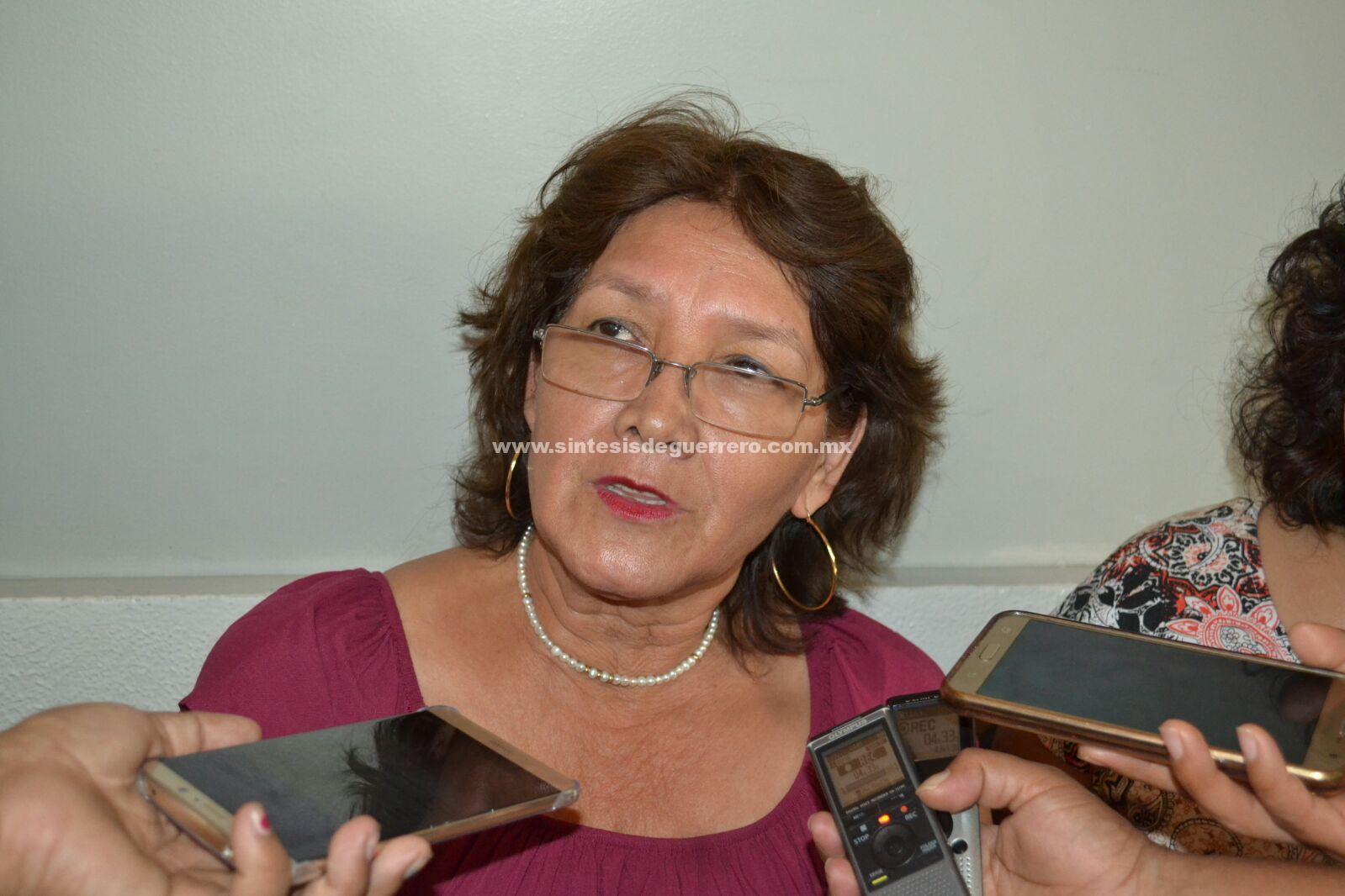 Exige consejera del INE a partidos políticos, parar violencia contra las mujeres