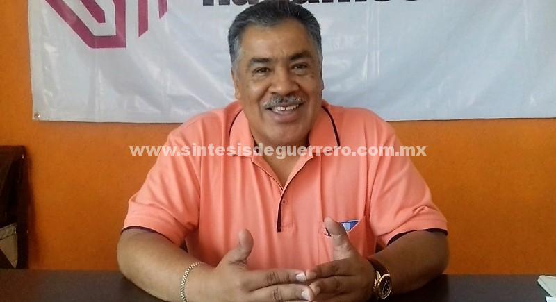 (Video) El frente (PRD-MC-PAN) debe definir una candidatura ganadora: Víctor Aguirre