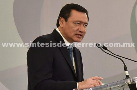 Hay que apostar siempre por una política que construye: Osorio Chong