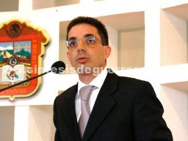 Alberto Bazbaz, es el nuevo director del Cisen
