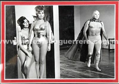 El Santo, icono de la cultura popular mexicana, es recordado en la muestraEl enmascarado de plata