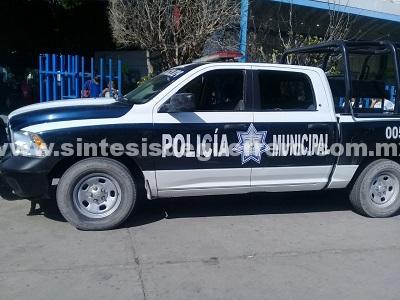 Ataque armado contra Policía Municipal de Iguala, deja un herido