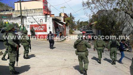 """Chilpancingo: ejecutan a un hombre en su casa, por resistirse a ser """"levantado"""""""