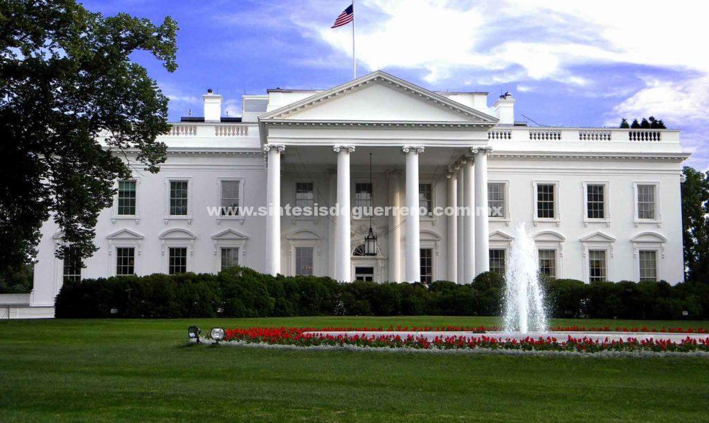 Son obstruccionistas perdedores y no congresistas: Casa Blanca a Demócratas